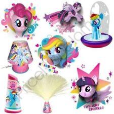 Artículos de iluminación de color principal multicolor para niños de My Little Pony
