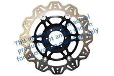 FIT SUZUKI GSX 650 FK8/FK9/ 08>11 EBC VR Brake Disc Black Centre Hub Front Right