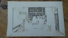 Antique RPPC LABORATORY AUTOPSY EMBALMING VETERINARIAN ROOM OFFICE??