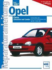 Opel Corsa B ab 1997 Reparaturbuch Reparaturanleitung Reparatur-Handbuch Buch