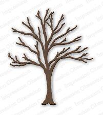 Impression Obsession BARE TREE Thin Steel Die DIE006-V