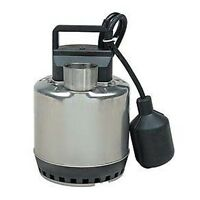 "Piggyback Vertical - 3/8"" Submersible Sump Pump - 57 GPM - 1 Ph - 60Hz - 0.33 HP"