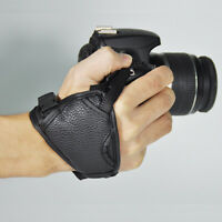 DSLR Cameras Leather Hand Grip Wrist Strap for Nikon Canon Sony Olympus Pentax