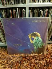 Simply Red ‎– Stars LP Vinyl 1991