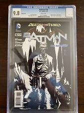 Batman #16 Sketch Cover CGC 9.8