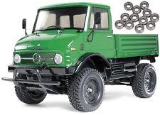 Tamiya Mercedes Benz Unimog 406 CC-01 + Kugellager-Set #58457KU
