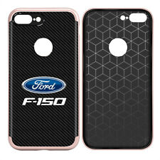 Ford F-150 Pink Bumper Carbon Fiber Look iPhone 7 Plus, 8 Plus Cell Phone Case