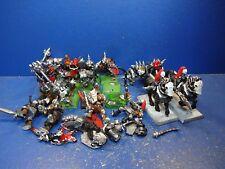 12 alte Chaoskrieger + Streitwagen des Chaos