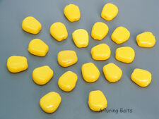 20 Floating Fake Imitation Artificial Sweet Corn Pop Up Carp Fishing Tackle Bait