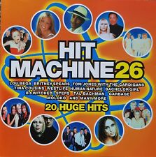 HIT MACHINE 26 - LOOP VARIOUS COMPILATION CD - MICHAEL HUTCHENCE WESTLIFE MOLOKO
