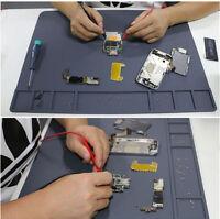 UK Magnetic Heat Insulation Silicone Pad BGA Soldering Repair Station Platform