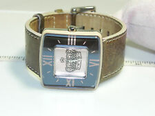 Juicy Couture Square Pink Watch Leather Band JC1.311.135 In Box