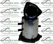 Catalytic Converter-Exact-Fit Front Davico Exc CA 17180