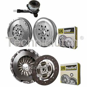 LUK 2 PART CLUTCH KIT AND LUK DMF WITH CSC FOR OPEL VIVARO BOX 2.0 CDTI