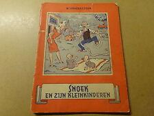 STRIP / DE FAMILLIE SNOEK 3: EN ZIJN KLEINKINDEREN | Herdruk 1954