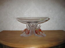 CRIST. ROYALES DE CHAMPAGNE *NEW* Coupe orchidée 29 CM - Exceptionnel !!!