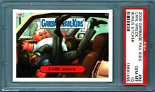 GARBAGE PAIL KIDS ANS7 BONUS CARD B2 CARL WRECK PSA 10 GEM MINT ULTRA RARE WOW