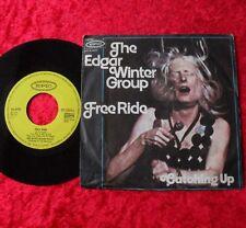 "Single 7"" The Edgar Winter Group - Free Ride"