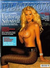 PLAYBOY 2002/11 [November 02] * Victoria Silvstedt * Nicolina Agliolo * TOP