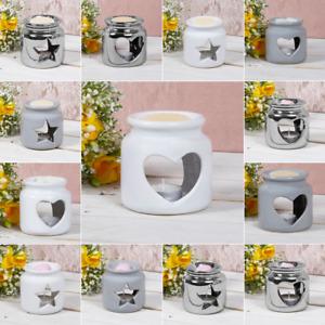 Wax Melt Oil Burner Tealight Holder Ornament Aromatherapy Gift