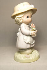 Precious Moments: A Poppy For You - 604208 - Classic Figure