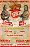 Wrestlemania 12 Bret Hart & Shawn Michaels Wrestling Glossy Art Print 8x10 Inch