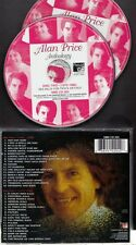 ALAN PRICE Anthology1997  DOUBLE CD SNAPPER MUSIC MINT FREEPOST