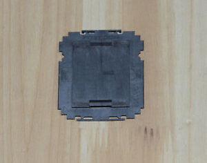 500PCS X Original Foxconn Intel LGA1366 1366 CPU Socket Protector Cover