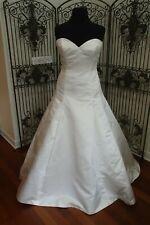 S531W BLUE BY ENZOANI HANNOVER SZ 16 $1485 BEAUTIFUL FORMAL  WEDDING DRESS