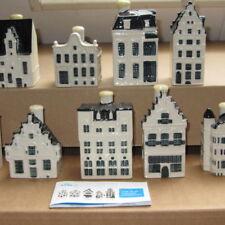 KLM BOLS DELFT blue miniature HOUSE (choice #90-99)