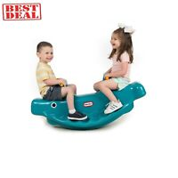 Little Tikes Whale Teeter Totter - Free Shipping