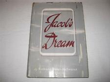 Jacob's Dream by Richard Beer-Hofmann BANNED BY NAZIS 1946