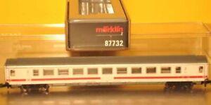 Märklin Z:  87732 DB IC Großraumwagen 2.Kl.      OVP