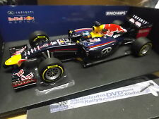 F1 Red Bull Racing Renault RB10 Saison 2014 Vettel Minichamps NEW NEU 1:18