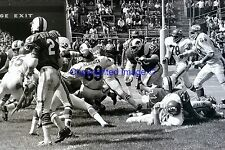 Buffalo Bills Wray Carlton VS Kansas City Chiefs Headrick 9-11-1966 8X10 Photo