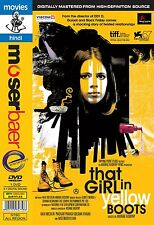 THAT GIRL IN YELLOW BOOTS (2011) KALKI KOECHLIN - BOLLYWOOD MOVIE DVD