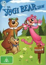 The Yogi Bear Show: Volume 1 (DVD,2010) Region 4 -  NEW+SEALED