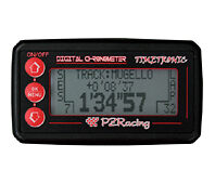 Digital time lap meter with switch PZRacing TT402