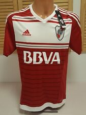 River Plate Buenos Aires Maglia Jersey Camiseta Maglia Maillot XL SHIRT ADIDAS