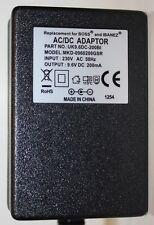 EHX Australian standard wall wart UK96DC-200BI + Adaptor