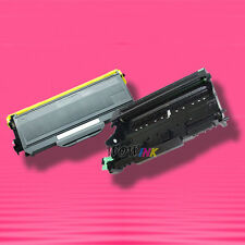 2P TONER+DRUM for Brother TN-360 TN360 TN330 DR-360 DR360 MFC-7440N