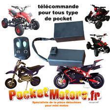 Télécommande d'arret à distance pour pocket quad,pocket cross, pocket piste