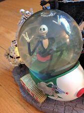 Disney Store Nightmare Before Christmas Snowglobe Premium Size Halloween Town DS