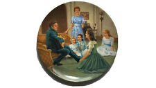 """Edwin Knowles """"The Sound of Music"""" Edelweiss Collector' Plate 1987 5Th plate 8.5"""