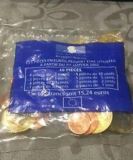 Piece Monnaie RARE! STARTER KIT EUROS FRANCE