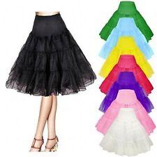 """Retro Underskirt 26"""", 50s Swing Vintage Wedding Petticoat /Fancy Net Skirt"""