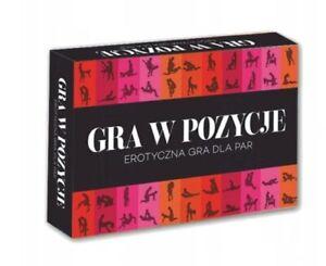 Sex gra w pozycje GRA erotyczna SEX gra Dla PAR! Dla niej dla niego