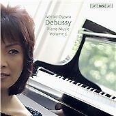 Debussy: Piano Music Vol.5 (Arabesque 1/ 2/ Dance/ Balade/ Valse Romantique ), N
