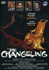 THE CHANGELING  DVD HORROR