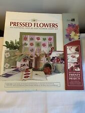 Pressed Flower Kit Contents New Step By Step